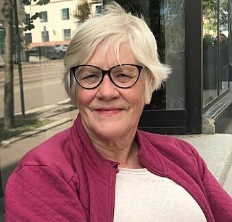forskning.no møtte Inger Vitalini på gata i Oslo. Hun har mange venner i Nord-Norge og mener bestemt at folk nord i landet banner mer enn andre steder. Hun banner selv også av og til. –Når jeg blir irritert og forbanna så sier jeg både det ene og det andre, men bare til meg selv. Mest faen, egentlig. Det er bare en måte å ta ut frustrasjon på.
