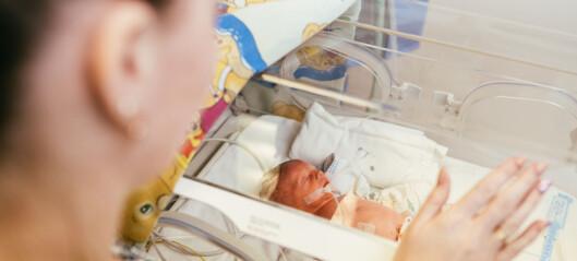 Mors stemme kan hjelpe mot smerter hos for tidlig fødte barn