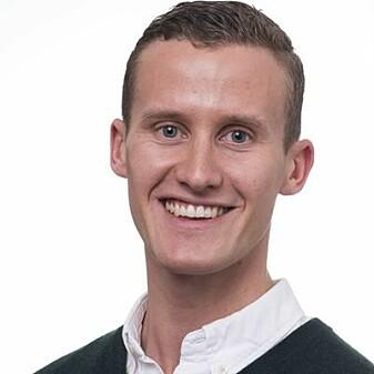 Runar Barstad Solberg er stipendiat ved Institutt for idrettsmedisinske fag.