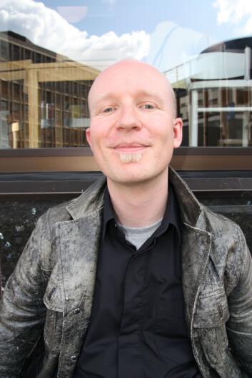 Jon Mikkel Broch Ålvik. (Foto: Kristin Engh Førde)