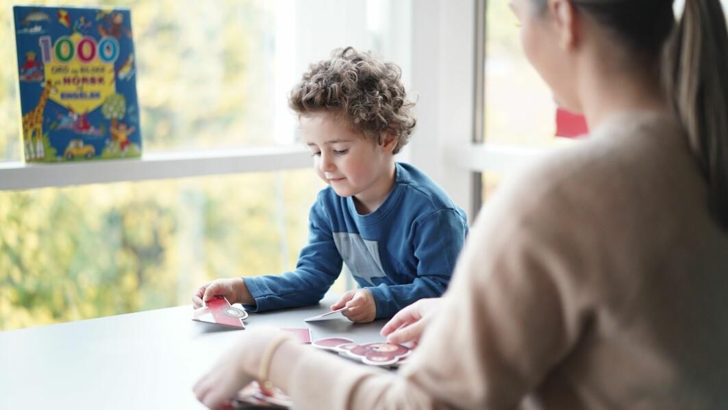 Språktestar er viktige reiskap for å fange opp barn som strevar med språket.