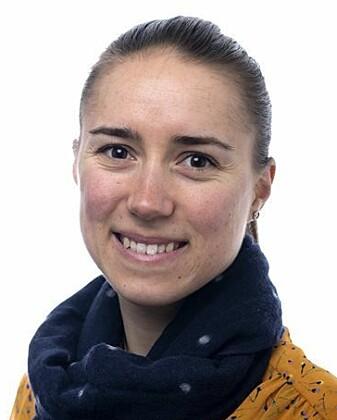 Nina Sølvberg forsker på seksuell trakassering blant elever på toppidrettsgymnas og ordinære videregående skoler i Norge.