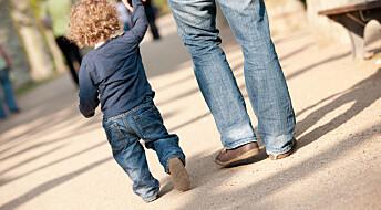 Stressnivået økte hos foreldre da Norge stengte ned