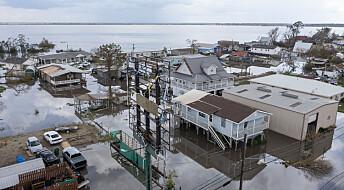 Femdobling i værrelaterte naturkatastrofer, viser WMO-rapport