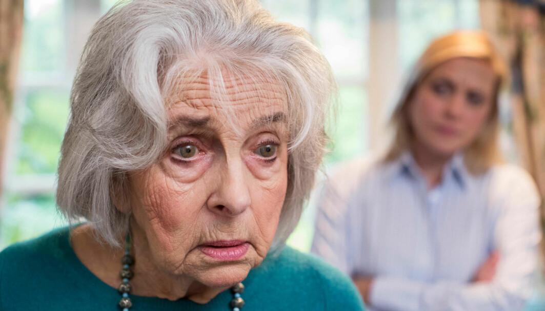 Delirium er akutte og midlertidige forstyrrelser i oppmerksomhet, bevissthet og tenkning og en vanlig komplikasjon ved sykehusinnleggelse hos eldre.
