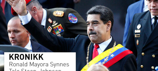 Et land i dyp krise: Nå går politikerne i Venezuela tilbake til dialogbordet med Norges hjelp