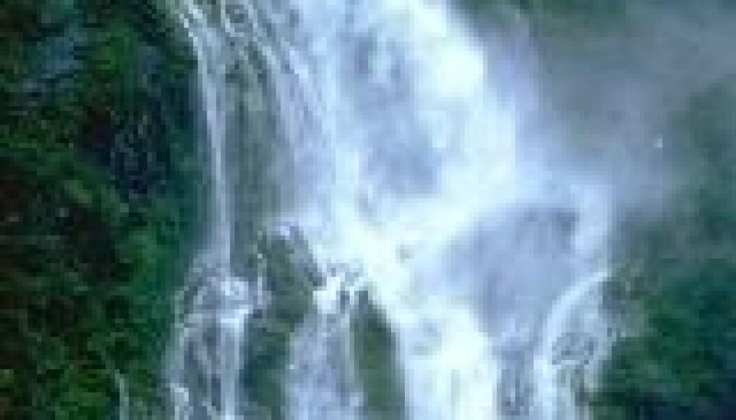 Vil forvandle avløpsvann til drikkevann