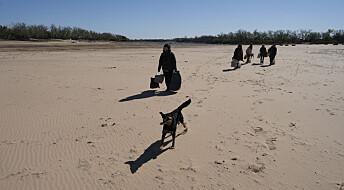 15 prosent av Brasils overflatevann har forduftet