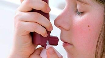 Store forskjeller i astmatilbud