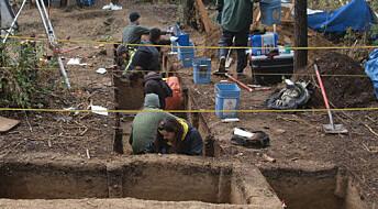 11 500 år gammel barnegrav