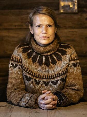 Eirinn Larsen er prosjektleder for forskningsgruppen Nordic Branding.