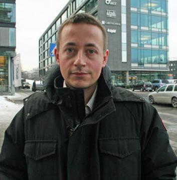 FFI-forsker Thomas Hegghammer. (Foto: Asle Rønning)