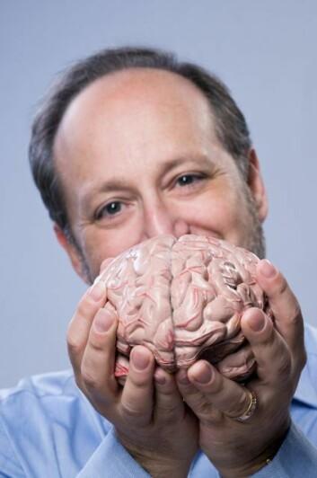 """Kanadiske Norman Doidge er forsker, psykiater og forfatter. Han er kjent for boken """"The Brain That Changes Itself"""", om hjerneplastisitet. (Foto: Privat)"""