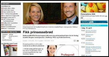 Nytt ord: Prinsessebrød. (Faksimile Nordlys.no)