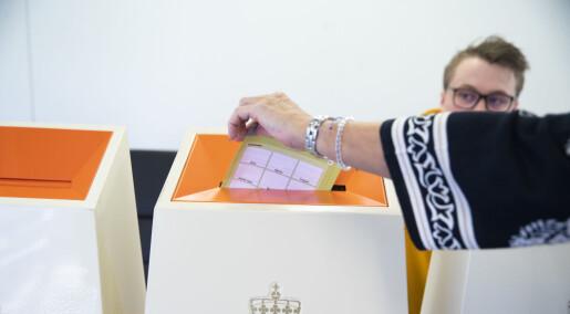Vi har satt ny rekord i forhåndsstemmer. Vil det påvirke hvem som vinner valget?
