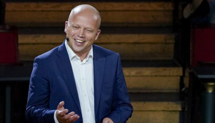 Senterparti-leder Trygve Slagsvold Vedum.
