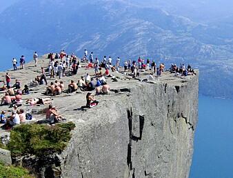 Ny bok: Nordiske perspektiver på naturbasert reiseliv