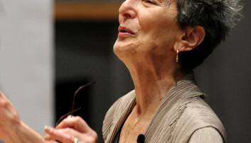 Natalie Zemon Davis (Foto: Holbergprisen/Scanpix)
