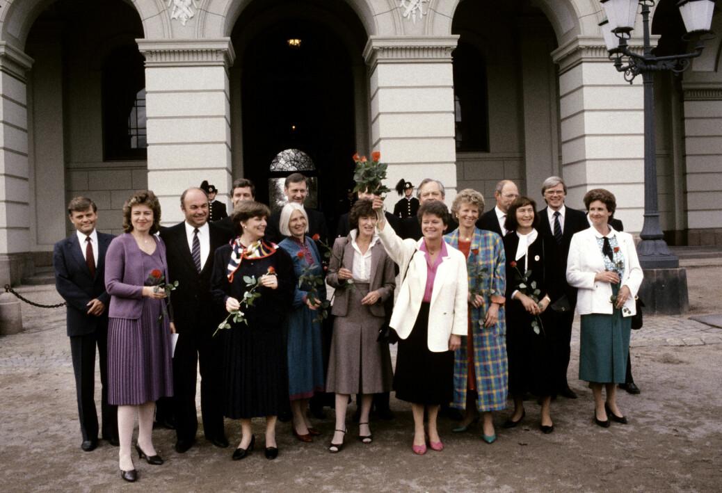 For Norge var Gro Harlem Brundtlands kvinneregjering i 1986 spesielt viktig fordi det endret verdens forståelse og bilde av Norge.