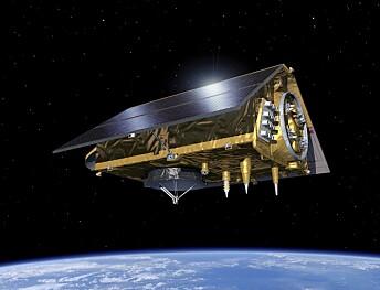 Hvor mange satellitter trenger vi for å måle havnivået?