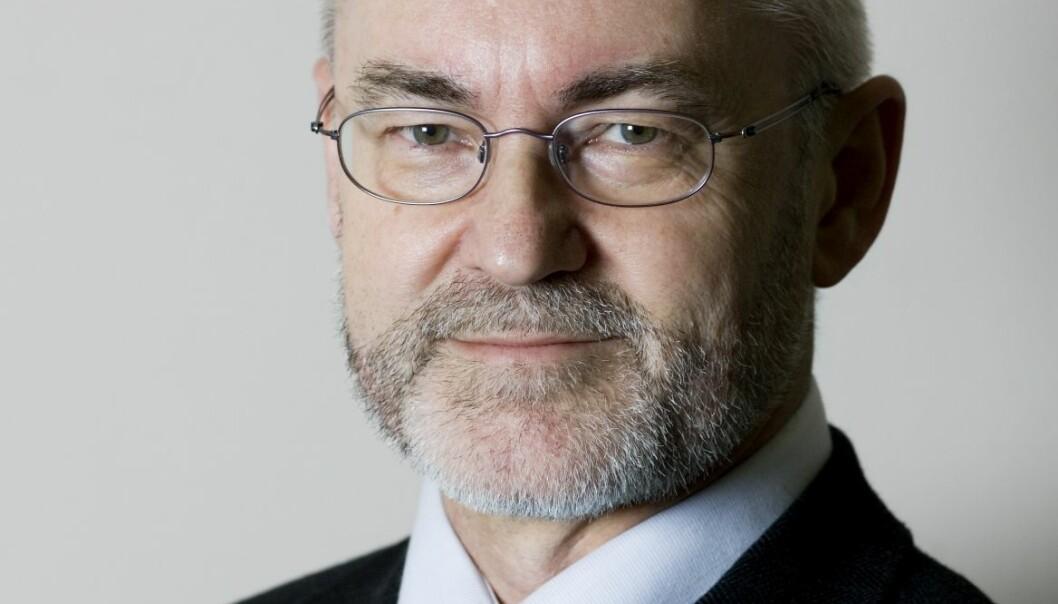 Sigmund Grønmo, Universitetet i Bergen (Foto: UiB)