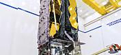 NASAs nye romteleskop er omsider klart til å fraktes til oppskytning