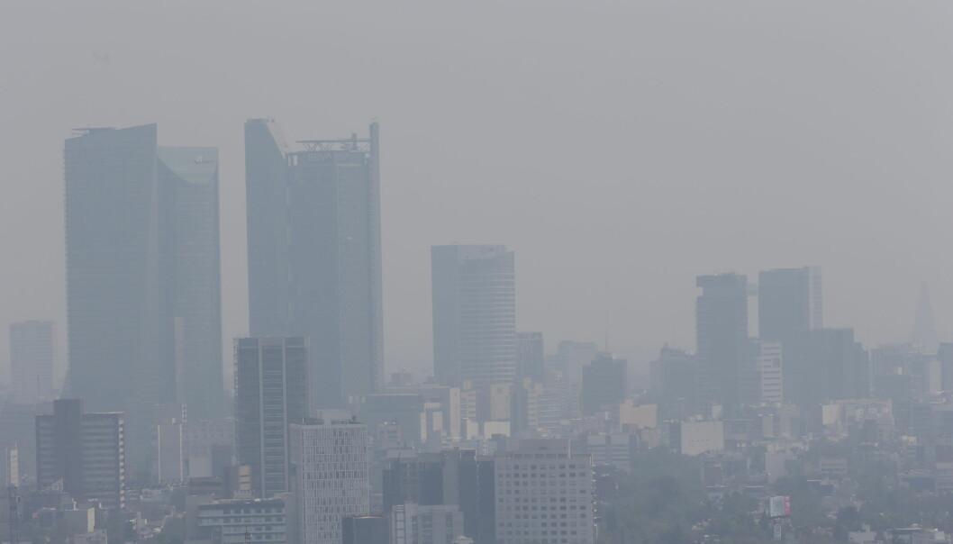 Smogen henger tykk over Mexico by. Nå trykker medisinske tidsskrifter verden over en appell til politikerne om å ta klimagrep før det er for sent.