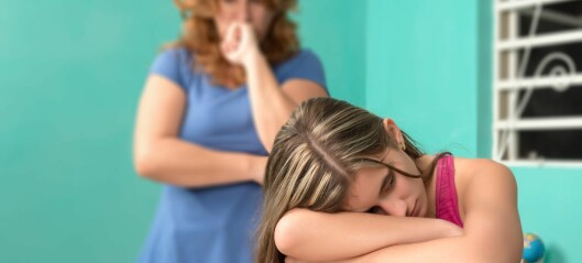 Hvordan løser du konflikten med tenåringen?