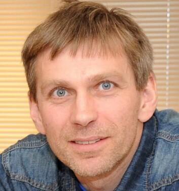 Seniorforsker Roald Sand, Trøndelag Forskning og Utvikling.