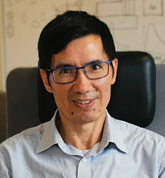 Zhiliang Zhang, professor of mechanics and materials at NTNU's Department of Structural Engineering.