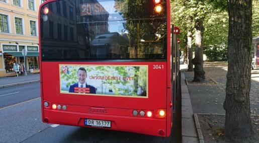 Kan politisk reklame få oss til å endre mening?