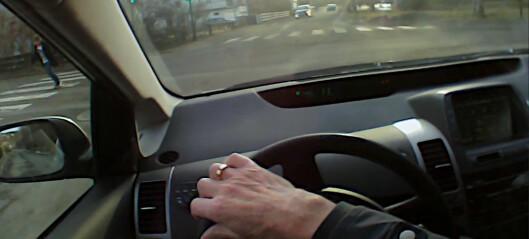 Tryllekunst-fenomen kan forklare trafikkulykker