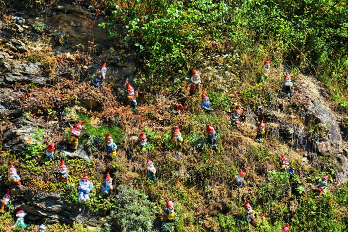 Lilleputt-hallisinasjoner innebærer å se små mennesker eller gnomer og andre fantasivesener.