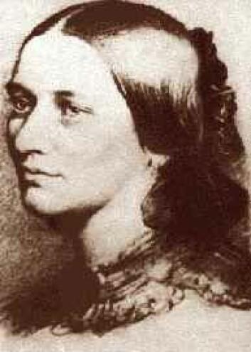 Clara Schumann. (Illustrasjon: Wikimedia Commons)