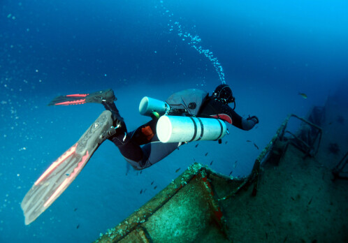 Major breakthrough in research on decompression sickness