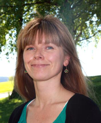 Linda Marie Bye. (Foto: Heidi Elisabeth Sandnes)