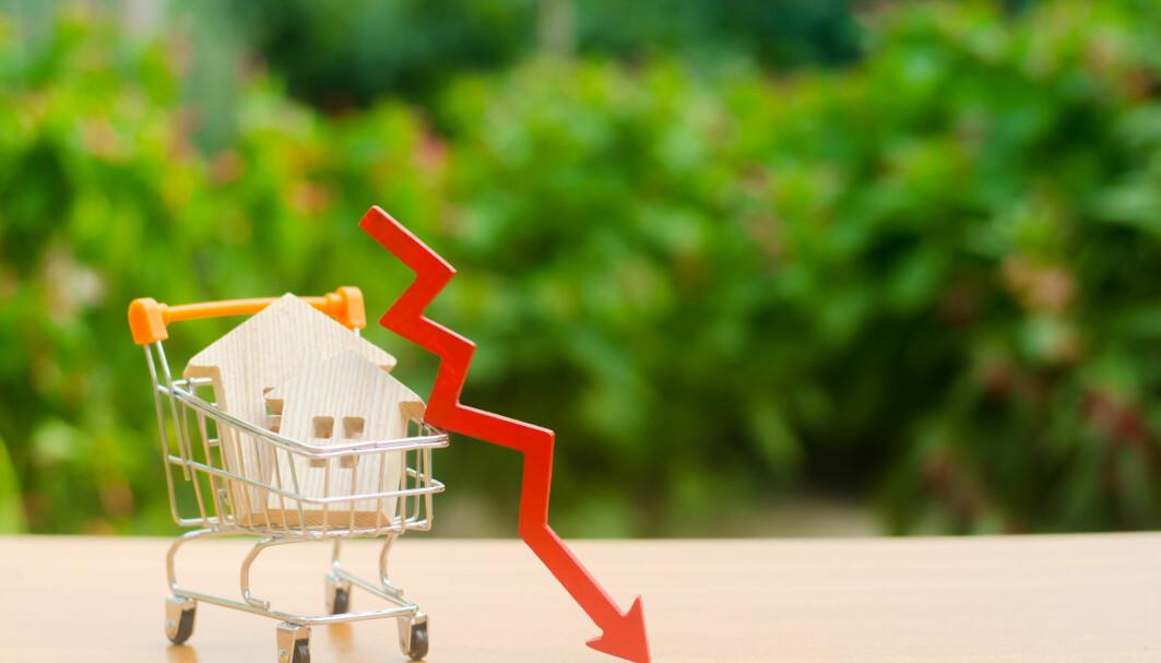 Doblingen av rentenivået vil høyst sannsynlig påvirke prisen på boliger i Norge. Vil de gå ned med innpå 20 prosent?