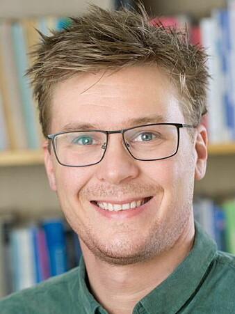 André Kallåk Anundsen forsker på boligprisutviklingen ved forskningssenteret Housing Lab på OsloMet.