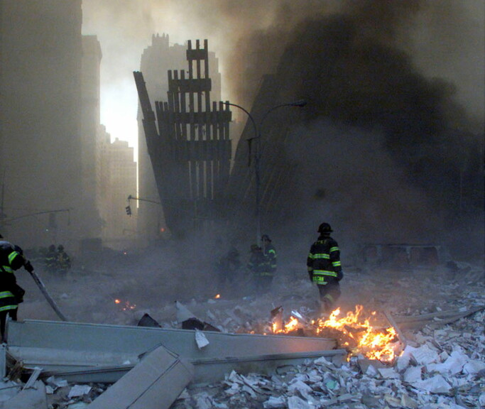Fortsatt mange med helseproblemer 20 år etter 11. september-angrepene