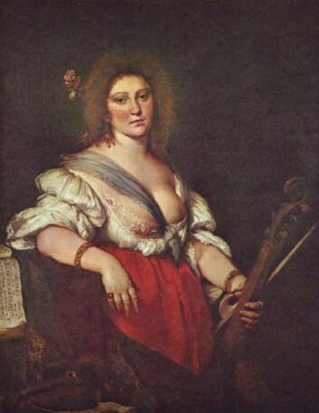 Barbara Strozzi. (Illustrasjon: Wikimedia Commons)