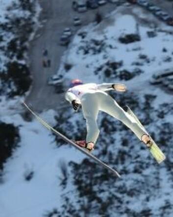 Skiflyging. (Foto: iStockphoto)
