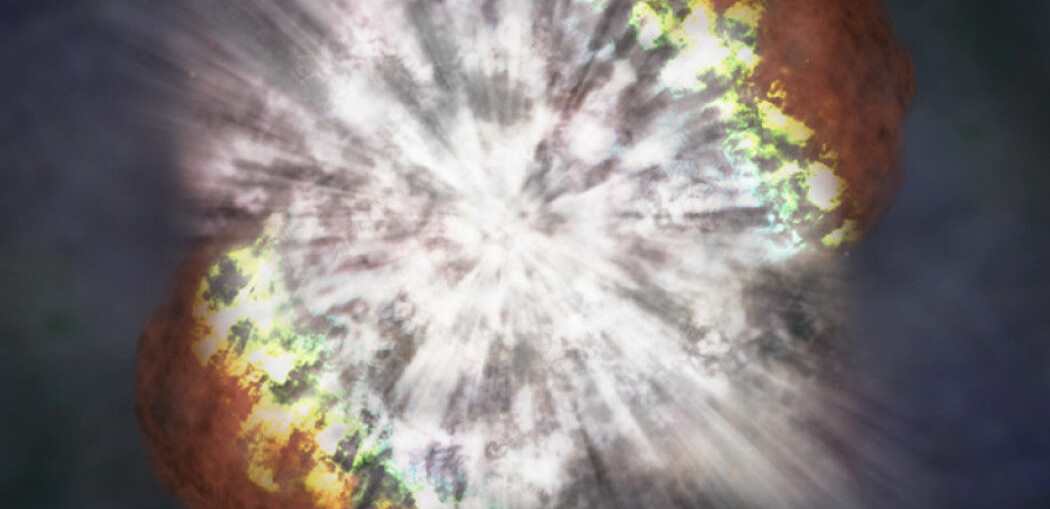 En enorm stjerne eksploderte. Nå har forskere funnet ut hva som skjedde