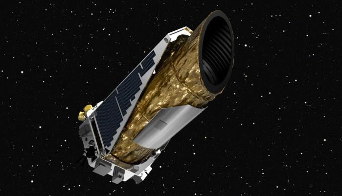 På sin ferd rundt sola overvåket Kepler lyset fra mer enn 100 000 stjerner.