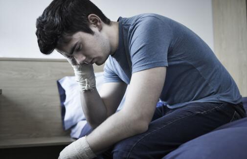 Selvskading blant unge i Norge øker