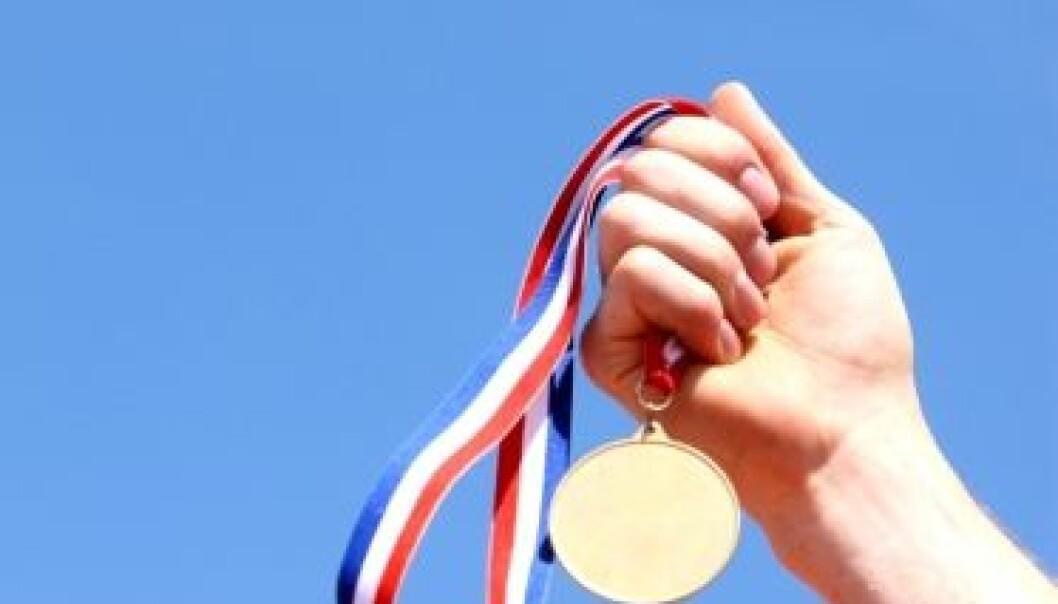 Gullmedalje. (Foto: iStockphoto)