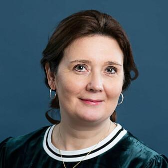 Silje Hukkelberg, forsker ved Nasjonalt utviklingssenter for barn og unge (NUBU).
