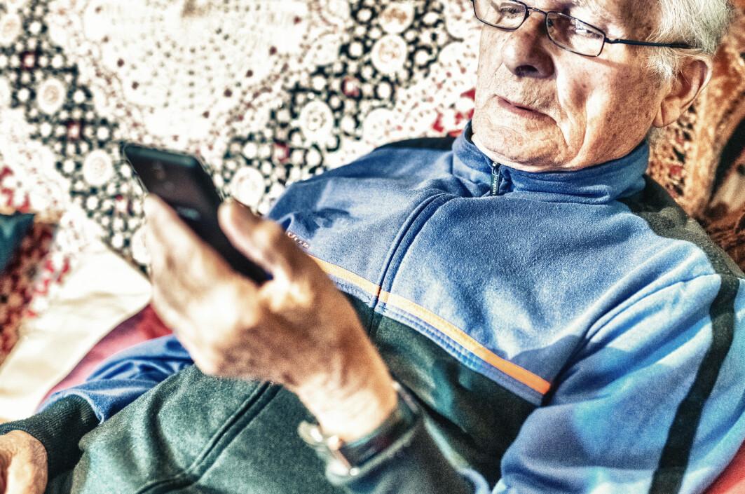 – Innebygde funksjoner i iOS smarttelefoner ble ikke fullt utnyttet, forteller Amrat Kaur.