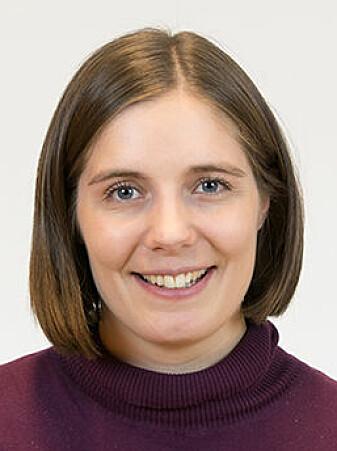 – Skal NADES brukast i legemiddel, må vi vera trygge på at cellemembranen ikkje vert skada, seier Helene Liepelt Nystedt.