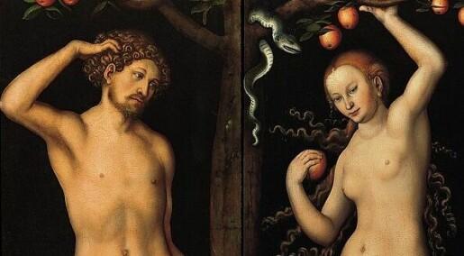 Hvorfor er den forbudte frukt et eple?