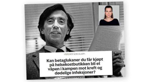 Fagpressen med hederlig omtale til forskning.nos Ingrid Spilde